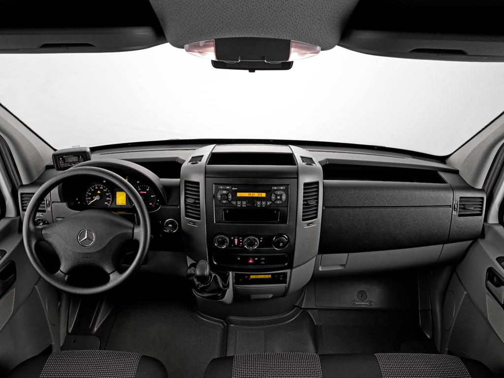 Van Sprinter 415 - Painel Completo
